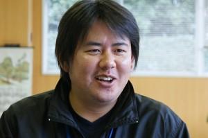 鎌田茶業株式会社 常務取締役 鎌田俊作氏