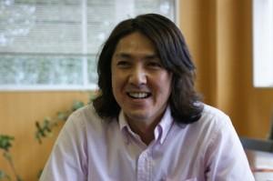 くろき製茶株式会社 常務取締役 黒木祐二郎氏